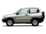 Suzuki Grand Vitara 3-door 1998–2005 photos