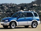 Suzuki Grand Vitara 5-door US-spec 1998–2005 photos