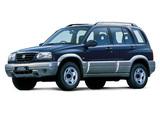 Suzuki Grand Vitara 5-door UK-spec 1998–2005 pictures