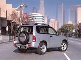 Suzuki Grand Vitara 3-door 1998–2005 pictures