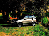 Suzuki Grand Vitara 5-door 1998–2005 wallpapers
