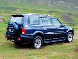 Suzuki Grand Vitara XL7 UK-spec 2001–03 wallpapers