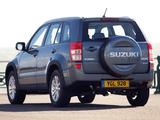 Suzuki Grand Vitara 5-door UK-spec 2005–08 images