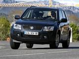 Suzuki Grand Vitara 5-door 2005–08 images