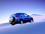 Suzuki Grand Vitara 5-door 2005–08 pictures