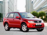 Suzuki Grand Vitara 5-door UK-spec 2005–08 wallpapers