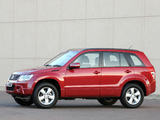 Suzuki Grand Vitara 5-door ZA-spec 2008–12 images