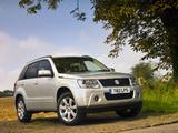 Suzuki Grand Vitara 5-door UK-spec 2008–12 images