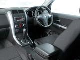 Suzuki Grand Vitara 5-door ZA-spec 2008–12 photos