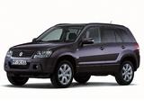 Suzuki Grand Vitara 5-door 2008–12 pictures