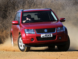 Suzuki Grand Vitara 5-door ZA-spec 2008–12 pictures