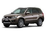 Suzuki Grand Vitara 5-door 2012 images