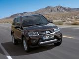 Suzuki Grand Vitara 5-door 2012 pictures