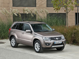 Suzuki Grand Vitara 5-door 2012 wallpapers