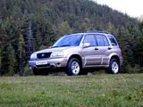 Suzuki Grand Vitara 5-door 1998–2005 pictures