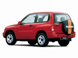 Suzuki Grand Vitara 3-door UK-spec 1998–2005 wallpapers