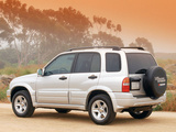 Suzuki Grand Vitara 5-door US-spec 1998–2005 wallpapers