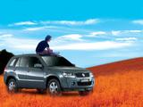 Suzuki Grand Vitara 5-door 2005–08 wallpapers