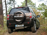Suzuki Grand Vitara 3-door 2012 wallpapers