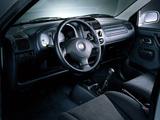 Images of Suzuki Ignis 3-door (HT51S) 2000–03