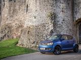 Images of Suzuki Ignis SZ-T UK-spec 2016
