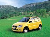Photos of Suzuki Ignis 5-door (HT51S) 2000–03