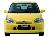 Photos of Suzuki Ignis Sport (HT51S) 2000–03