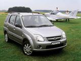Photos of Suzuki Ignis (HR51S) 2003–06