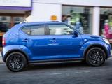 Photos of Suzuki Ignis SZ-T UK-spec 2016