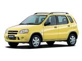 Pictures of Suzuki Ignis 5-door (HT51S) 2000–03