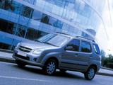 Pictures of Suzuki Ignis (HR51S) 2003–06