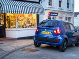 Pictures of Suzuki Ignis SZ-T UK-spec 2016