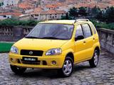 Suzuki Ignis 5-door (HT51S) 2000–03 photos