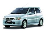 Suzuki Ignis Sport (HT51S) 2000–03 photos