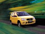 Suzuki Ignis 5-door (HT51S) 2000–03 pictures