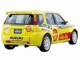 Suzuki Ignis Super 1600 2004–06 photos