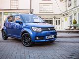 Suzuki Ignis SZ-T UK-spec 2016 photos