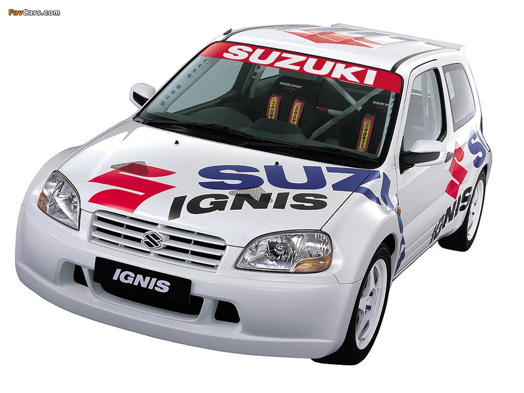 Suzuki Ignis images (1024 x 768)