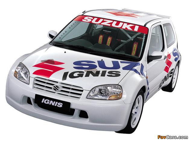 Suzuki Ignis images (640 x 480)
