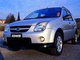 Suzuki Ignis (HR51S) 2003–06 wallpapers