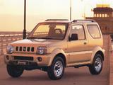 Images of Suzuki Jimny (JB43) 1998–2006