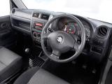Images of Suzuki Jimny ZA-spec (JB43) 2006–12