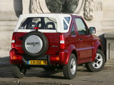 Images of Suzuki Jimny Cabrio (JB43) 2006
