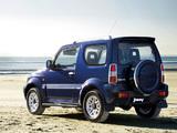 Images of Suzuki Jimny UK-spec (JB43) 2006–12