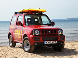 Images of Suzuki Jimny Beach Lifeguards (JB43) 2010–12