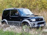 Images of Suzuki Jimny UK-spec (JB43) 2012