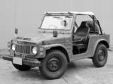 Photos of Suzuki Jimny 55 (SJ10) 1976–81