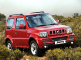 Photos of Suzuki Jimny ZA-spec (JB43) 2006–12