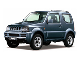 Photos of Suzuki Jimny (JB43) 2006–12