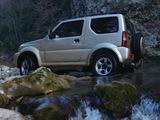 Pictures of Suzuki Jimny (JB43) 2006–12